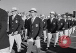 Image of Italian athletes Rome Italy, 1960, second 12 stock footage video 65675074339