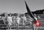 Image of athletes of different countries Rome Italy, 1960, second 7 stock footage video 65675074341