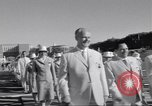 Image of athletes of different countries Rome Italy, 1960, second 10 stock footage video 65675074341