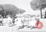 Image of people Rome Italy, 1960, second 8 stock footage video 65675074343