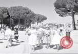 Image of people Rome Italy, 1960, second 9 stock footage video 65675074343