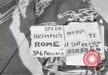 Image of people Rome Italy, 1960, second 2 stock footage video 65675074346