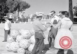 Image of people Rome Italy, 1960, second 6 stock footage video 65675074346