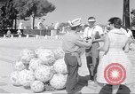 Image of people Rome Italy, 1960, second 10 stock footage video 65675074346