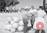 Image of people Rome Italy, 1960, second 11 stock footage video 65675074346