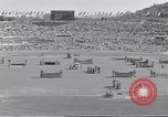 Image of crowded stadium Rome Italy, 1960, second 6 stock footage video 65675074347
