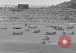 Image of crowded stadium Rome Italy, 1960, second 8 stock footage video 65675074347