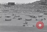 Image of crowded stadium Rome Italy, 1960, second 9 stock footage video 65675074347