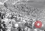 Image of crowded stadium Rome Italy, 1960, second 6 stock footage video 65675074348