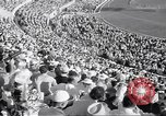 Image of crowded stadium Rome Italy, 1960, second 9 stock footage video 65675074348