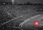 Image of crowded stadium Rome Italy, 1960, second 6 stock footage video 65675074350