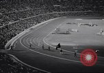 Image of crowded stadium Rome Italy, 1960, second 11 stock footage video 65675074350