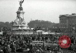Image of Buckingham Palace London England United Kingdom, 1945, second 9 stock footage video 65675074356