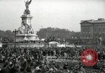 Image of Buckingham Palace London England United Kingdom, 1945, second 11 stock footage video 65675074356