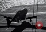 Image of F6F Hellcat fighter Pacific Ocean, 1944, second 1 stock footage video 65675074366