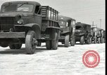 Image of reclaimed trucks Georgia United States USA, 1951, second 2 stock footage video 65675074380