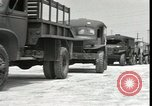 Image of reclaimed trucks Georgia United States USA, 1951, second 5 stock footage video 65675074380