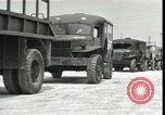 Image of reclaimed trucks Georgia United States USA, 1951, second 7 stock footage video 65675074380