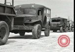 Image of reclaimed trucks Georgia United States USA, 1951, second 8 stock footage video 65675074380