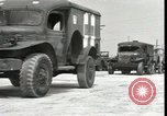 Image of reclaimed trucks Georgia United States USA, 1951, second 10 stock footage video 65675074380