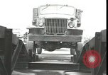 Image of reclaimed trucks Georgia United States USA, 1951, second 11 stock footage video 65675074380