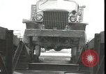 Image of reclaimed trucks Georgia United States USA, 1951, second 12 stock footage video 65675074380