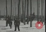 Image of Signal Corps linemen Georgia United States USA, 1951, second 6 stock footage video 65675074381