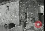 Image of United States soldiers Castellonorato Italy, 1944, second 11 stock footage video 65675074386