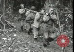 Image of United States Marines New Britain Papua New Guinea, 1944, second 8 stock footage video 65675074390