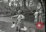 Image of wounded American soldiers New Britain Papua New Guinea, 1944, second 8 stock footage video 65675074393