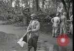 Image of wounded American soldiers New Britain Papua New Guinea, 1944, second 9 stock footage video 65675074393