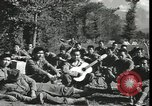 Image of Japanese-American soldiers Alvignano Italy, 1943, second 12 stock footage video 65675074395