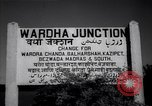 Image of Wardha Junction Railway Station Wardha India, 1943, second 5 stock footage video 65675074398