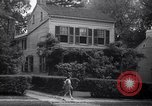Image of Albert Einstein Princeton New Jersey USA, 1946, second 7 stock footage video 65675074402