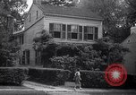 Image of Albert Einstein Princeton New Jersey USA, 1946, second 8 stock footage video 65675074402