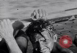Image of Australian survivors Pacific Ocean, 1944, second 6 stock footage video 65675074406