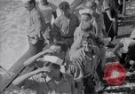 Image of Australian survivors Pacific Ocean, 1944, second 4 stock footage video 65675074407