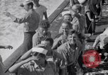 Image of Australian survivors Pacific Ocean, 1944, second 5 stock footage video 65675074407
