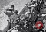 Image of Australian survivors Pacific Ocean, 1944, second 7 stock footage video 65675074407