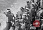 Image of Australian survivors Pacific Ocean, 1944, second 8 stock footage video 65675074407