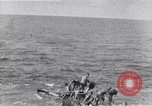 Image of Australian survivors Pacific Ocean, 1944, second 8 stock footage video 65675074408