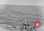 Image of Australian survivors Pacific Ocean, 1944, second 9 stock footage video 65675074408