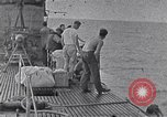 Image of Australian survivors South China Sea, 1944, second 2 stock footage video 65675074410