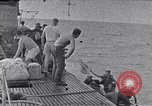 Image of Australian survivors South China Sea, 1944, second 3 stock footage video 65675074410