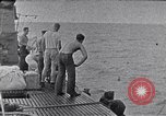 Image of Australian survivors South China Sea, 1944, second 7 stock footage video 65675074410
