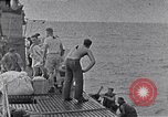 Image of Australian survivors South China Sea, 1944, second 8 stock footage video 65675074410