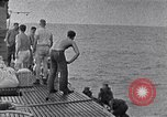 Image of Australian survivors South China Sea, 1944, second 11 stock footage video 65675074410