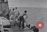 Image of Australian survivors South China Sea, 1944, second 12 stock footage video 65675074410