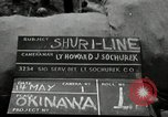 Image of Chocolate Drop Hill Okinawa Ryukyu Islands, 1945, second 2 stock footage video 65675074416