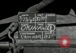 Image of explosions Okinawa Ryukyu Islands, 1945, second 1 stock footage video 65675074418
